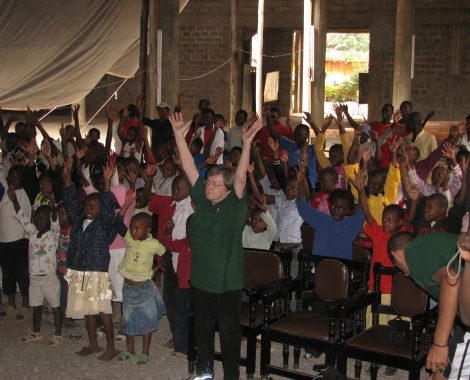 Our Mission trip to Kenya